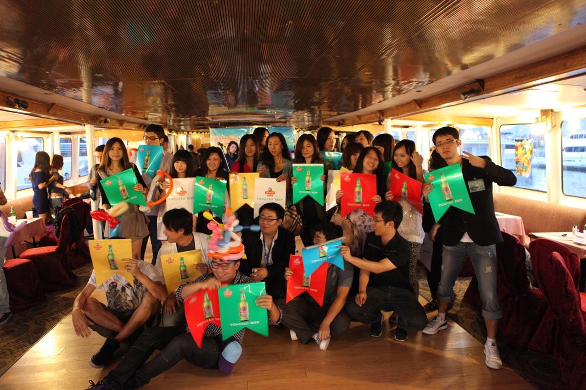 TSINGTAO Boat Party 2011